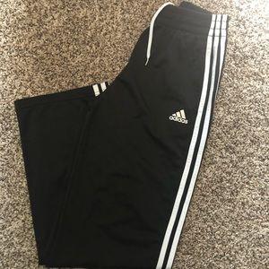Adidas Pants (wide leg bottom)